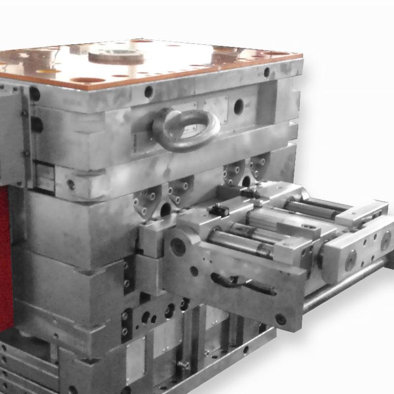 Klappverschlusswerkzeug mit automatischer Deckelung